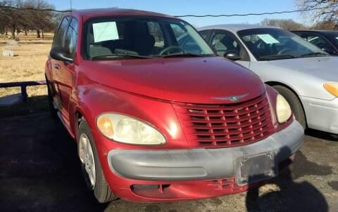 2002 Chrysler PT Cruiser for sale at Dave-O Motor Co. in Haltom City TX