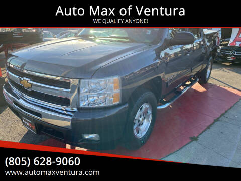 2011 Chevrolet Silverado 1500 for sale at Auto Max of Ventura in Ventura CA