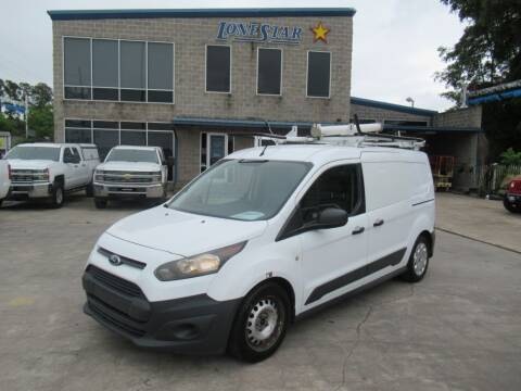 2014 Ford Transit Connect Cargo for sale at Lone Star Auto Center in Spring TX