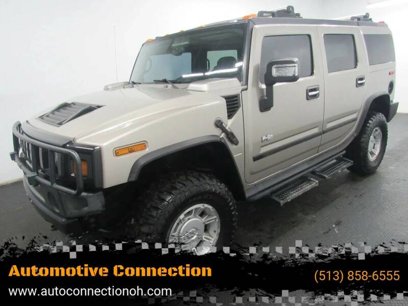 2006 HUMMER H2 for sale at Automotive Connection in Fairfield OH