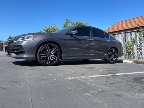 2017 Honda Accord for sale at BSL Bay Sport & Luxury in Redwood City CA