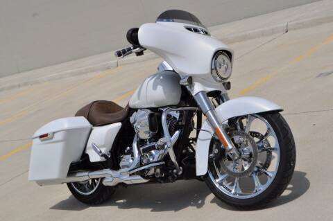 2014 Harley-Davidson Street Glide FLHXS for sale at Select Motor Group in Macomb Township MI