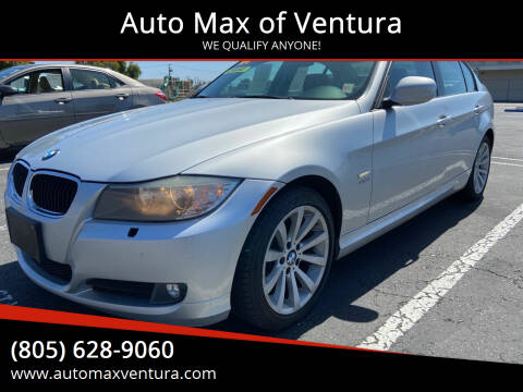 2011 BMW 3 Series for sale at Auto Max of Ventura in Ventura CA