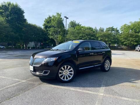 2013 Lincoln MKX for sale at Uniworld Auto Sales LLC. in Greensboro NC