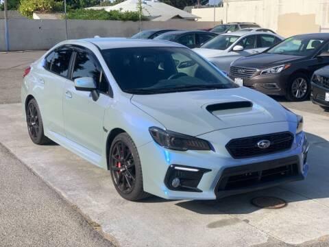 2020 Subaru WRX for sale at H & K Auto Sales & Leasing in San Jose CA