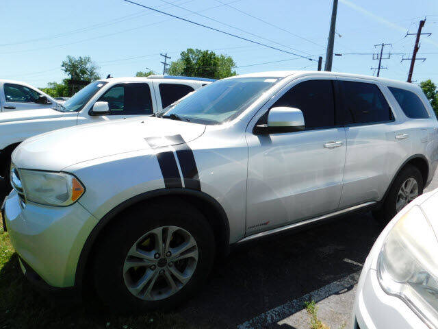 2011 Dodge Durango for sale at WOOD MOTOR COMPANY in Madison TN