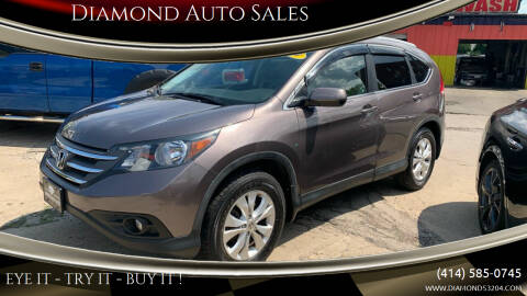 2014 Honda CR-V for sale at Diamond Auto Sales in Milwaukee WI