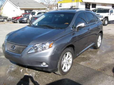 2012 Lexus RX 350 for sale at Import Auto Connection in Nashville TN