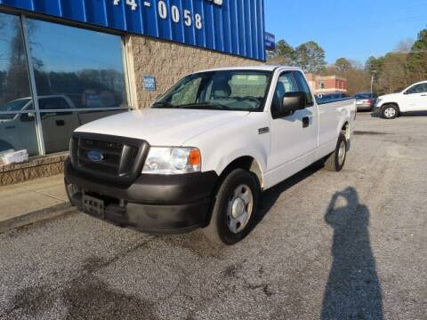 2005 Ford F-150 for sale at Southern Auto Solutions - 1st Choice Autos in Marietta GA