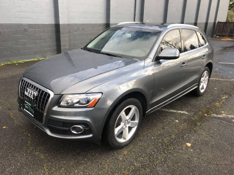 2012 Audi Q5 for sale at APX Auto Brokers in Lynnwood WA