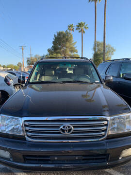 2005 Toyota Land Cruiser for sale at The Car Guys in Tucson AZ