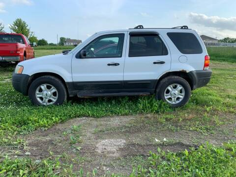 2003 Ford Escape for sale at Nice Cars in Pleasant Hill MO