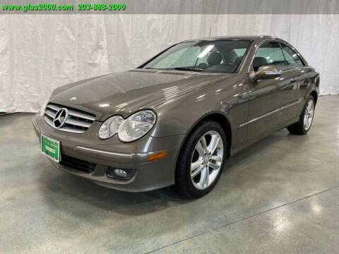 2008 Mercedes-Benz CLK for sale at Green Light Auto Sales LLC in Bethany CT