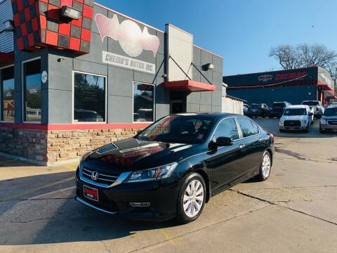 2013 Honda Accord for sale at Chema's Autos & Tires in Tyler TX