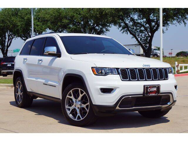 2020 Jeep Grand Cherokee for sale in Arlington, TX