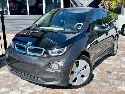 2015 BMW i3 for sale at Unique Motors of Tampa in Tampa FL