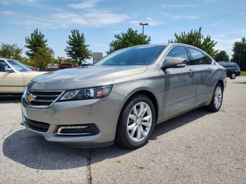 2019 Chevrolet Impala for sale at Columbus Car Trader in Reynoldsburg OH