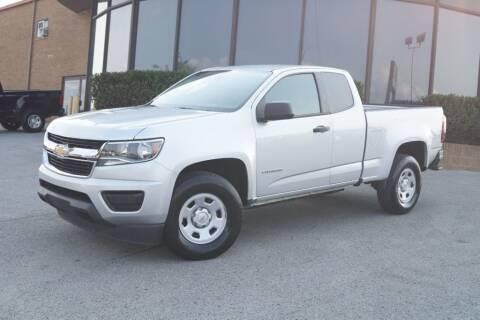 2018 Chevrolet Colorado for sale at Next Ride Motors in Nashville TN