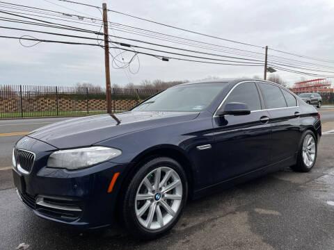 2014 BMW 5 Series for sale at Vantage Auto Group - Vantage Auto Wholesale in Lodi NJ