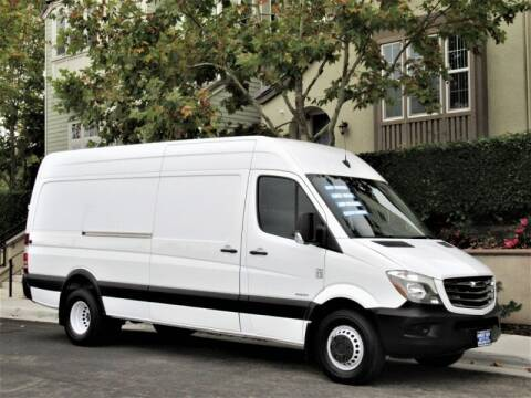 2015 Freightliner Sprinter Cargo for sale at Direct Buy Motor in San Jose CA
