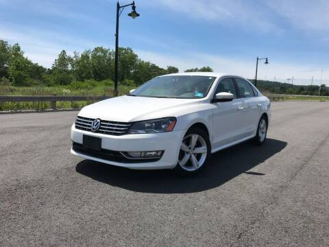 2015 Volkswagen Passat for sale at CLIFTON COLFAX AUTO MALL in Clifton NJ