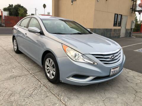 2011 Hyundai Sonata for sale at Exceptional Motors in Sacramento CA