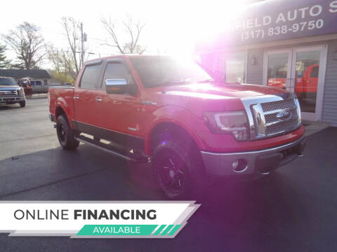 2012 Ford F-150 for sale at Plainfield Auto Sales in Plainfield IN