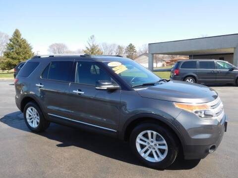 2015 Ford Explorer for sale at North State Motors in Belvidere IL