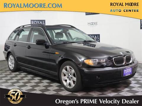 2005 BMW 3 Series for sale at Royal Moore Custom Finance in Hillsboro OR