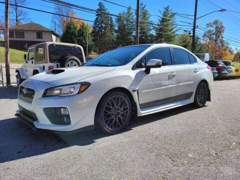 2015 Subaru WRX for sale at North Knox Auto LLC in Knoxville TN