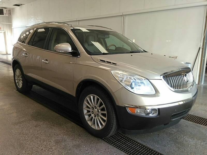 2012 Buick Enclave for sale at Superior Motors in Mount Morris MI