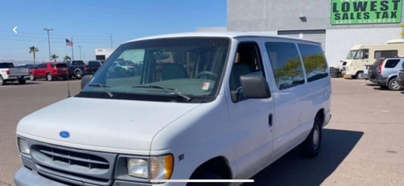 1997 Ford E-150 for sale at EV Auto Sales LLC in Sun City AZ