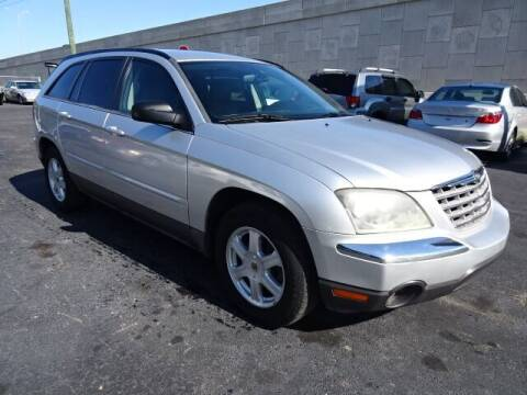 2004 Chrysler Pacifica for sale at DONNY MILLS AUTO SALES in Largo FL