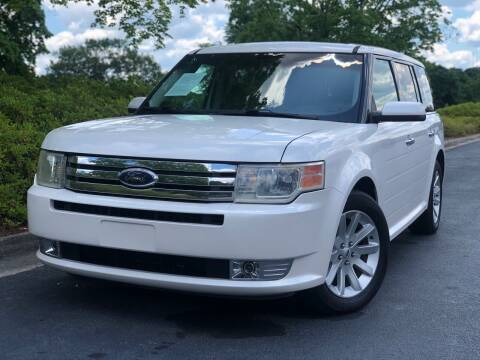 2010 Ford Flex for sale at William D Auto Sales in Norcross GA