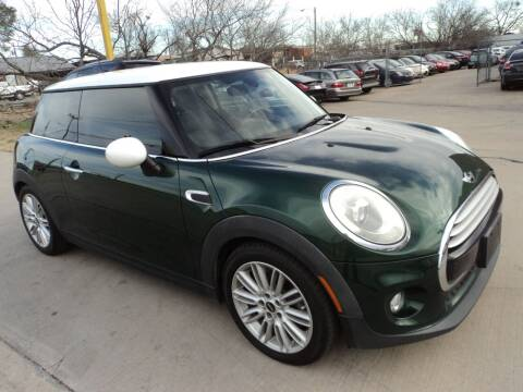 2015 MINI Hardtop 2 Door for sale at SPORT CITY MOTORS in Dallas TX