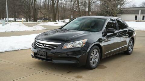 2011 Honda Accord for sale at Grand Financial Inc in Solon OH