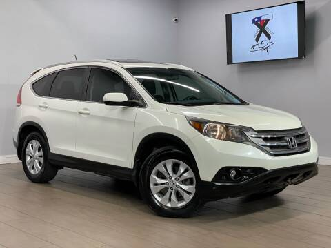 2013 Honda CR-V for sale at TX Auto Group in Houston TX