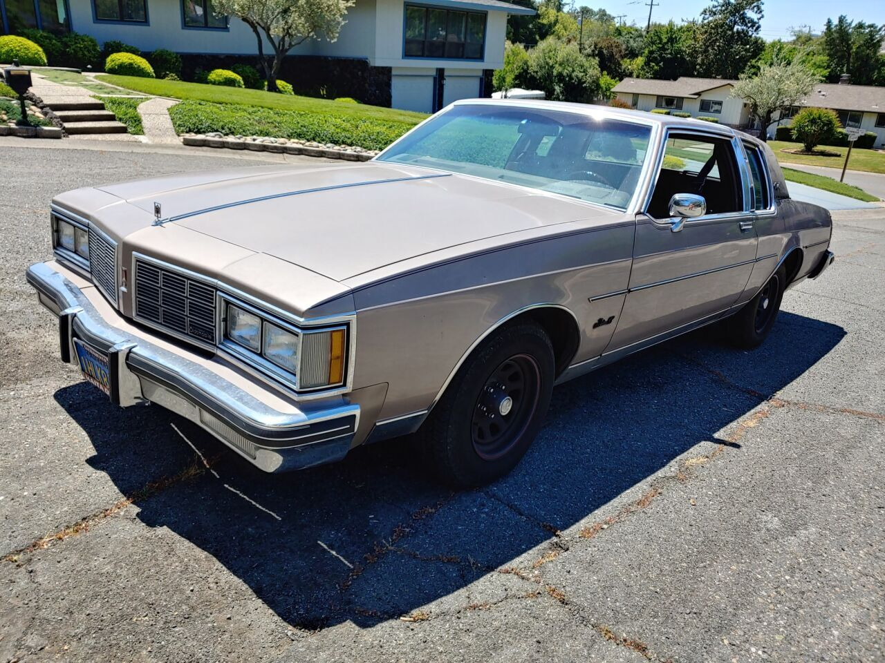 1983 Oldsmobile Delta Eighty-Eight