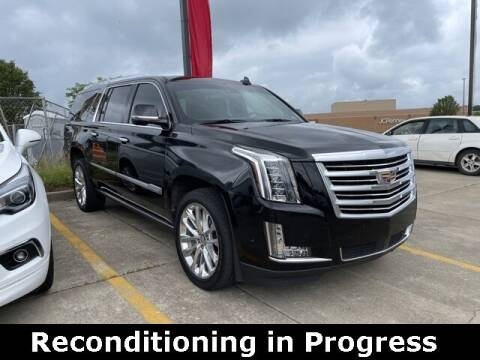 2019 Cadillac Escalade ESV for sale at Jeff Drennen GM Superstore in Zanesville OH