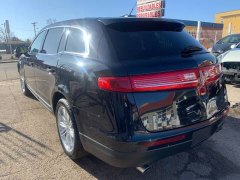 2019 Lincoln MKT for sale at STS Automotive in Denver CO