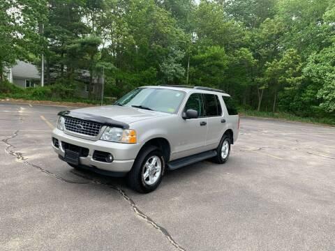 2004 Ford Explorer for sale at Pristine Auto in Whitman MA