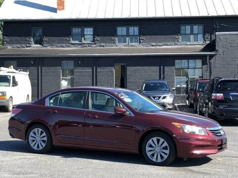 2011 Honda Accord for sale at Broadway Motor Car Inc. in Rensselaer NY