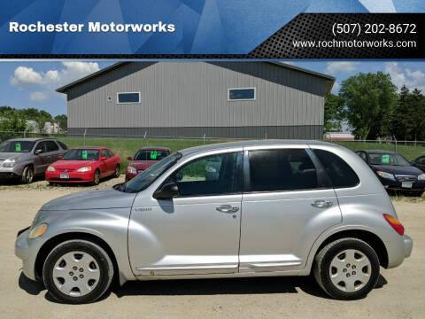 2005 Chrysler PT Cruiser for sale at Rochester Motorworks in Rochester MN