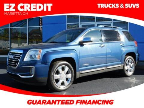 2016 GMC Terrain for sale at Pioneer Family preowned autos in Williamstown WV