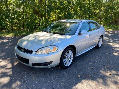 2013 Chevrolet Impala for sale at ENFIELD STREET AUTO SALES in Enfield CT
