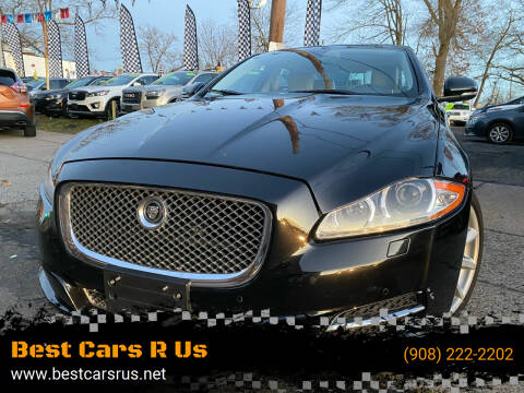 2011 Jaguar XJL for sale at Best Cars R Us in Plainfield NJ