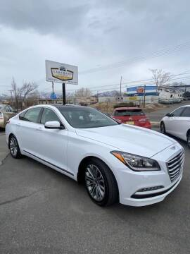 2016 Hyundai Genesis for sale at CarSmart Auto Group in Murray UT
