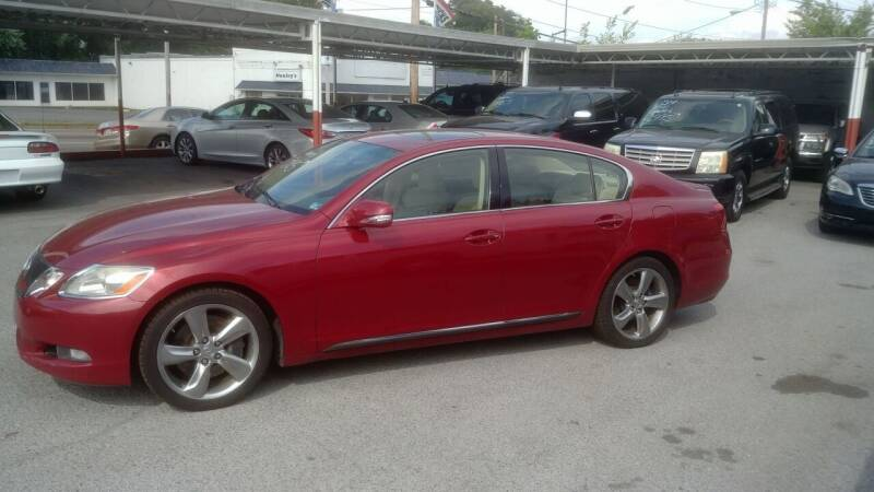 2008 Lexus GS 350 for sale at Lewis Used Cars in Elizabethton TN