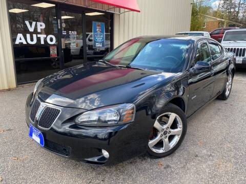 2006 Pontiac Grand Prix for sale at VP Auto in Greenville SC
