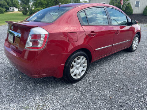 2012 Nissan Sentra for sale at CESSNA MOTORS INC in Bedford PA